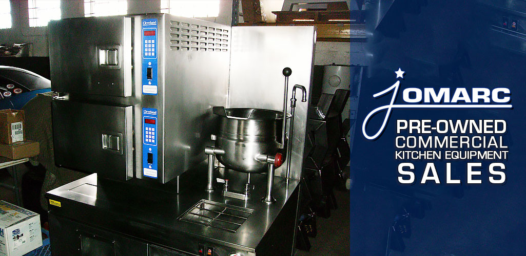 PRE OWNED COMMERCIAL FOOD  & USED RESTAURANT EQUIPMENT
