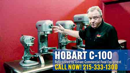 Commercial Kitchen Equipment Repair PhiladelphiaNew & Used Kitchen Equipment, Refurbished Hobart Mixers We Repair Ovens Fryers Griddles Steamers Dishwashers