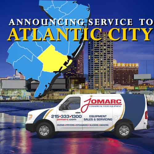 Emergency Restaurant Equipment Repair Atlantic City