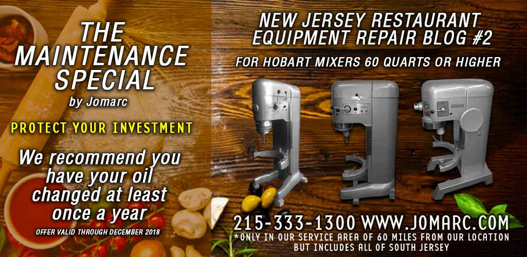 New Jersey Restaurant Equipment Repair Blog #1: Expanding Service to Atlantic City NJ