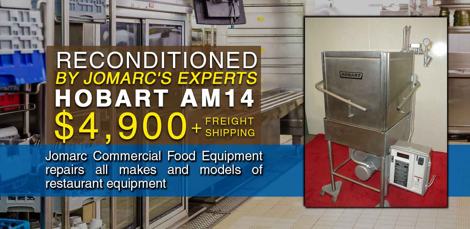 EMERGENCY RESTUARANT EQUIPMENT REPAIR  Jomarc Commercial Food Service Equipment has emergency and non emergency repair of all brands of restaurant and food service equipment. Our service area in South Eastern Pennsylvania, Philadelphia and all of Southern New Jersey including all Jersey Short points in Atlantic & Cape May Counties including Atlantic City Egg Harbor Township. Estell Manor, & Corbin City