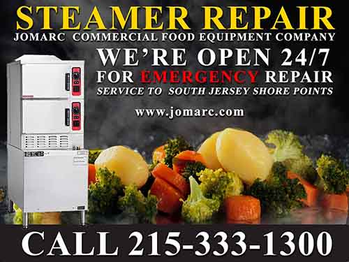 Slicer Repair Cherry Hill Atlantic City Cape May Cumberland Salem Gloucester Burlington Slicer Preventive Maintenance for 9.00 Sharpening We sell used/refurbished Hobart slicers. We service all brands of commercial slicers for: Avantco Equipment Backyard Pro Butcher Series Berkel Vollrath Globe